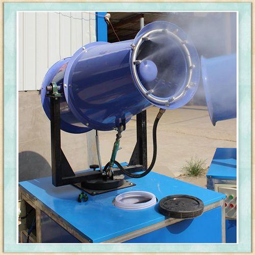 三明市半自动雾炮机改装