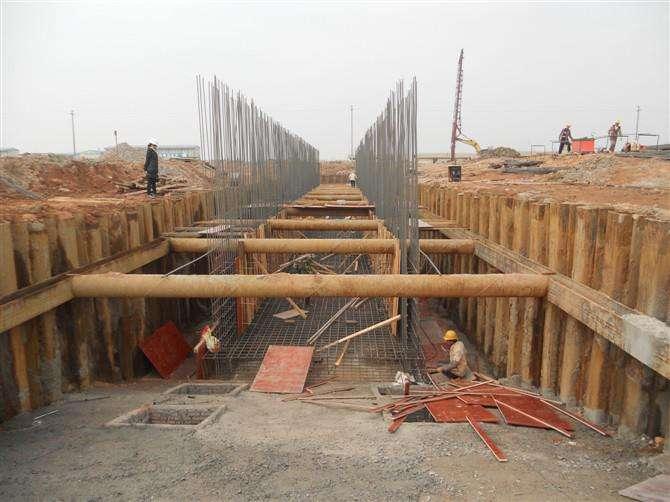惠州市拉森钢板桩出租-6米9米12米