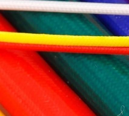 供應硅樹玻纖套管、玻纖套管、自熄管