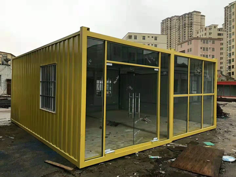 江门住人集装箱出租出售正规企业