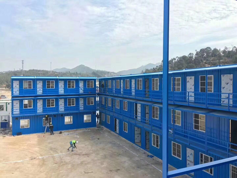 珠海住人集装箱租赁价格优惠搬迁方便