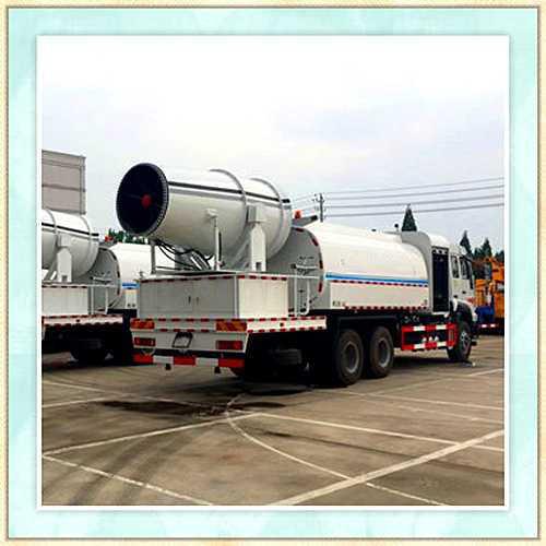 武汉市全自动车载喷雾机高效节能效果