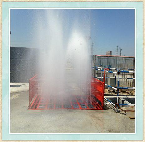 三明市工地手动式洗车台