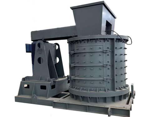 廣東石英砂生產線設備、云浮立軸板錘式制砂機