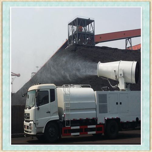 楚雄彝族自治州桥梁建设车载喷雾机