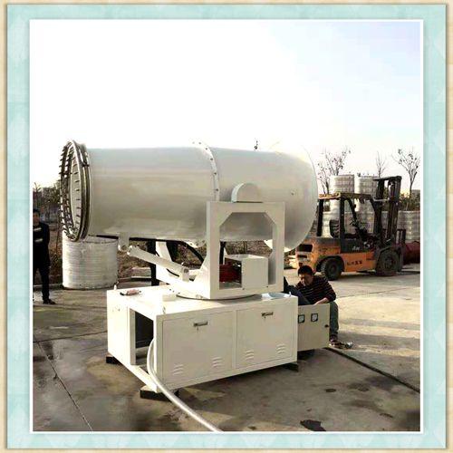 宿州市环保远程风送喷雾机设计