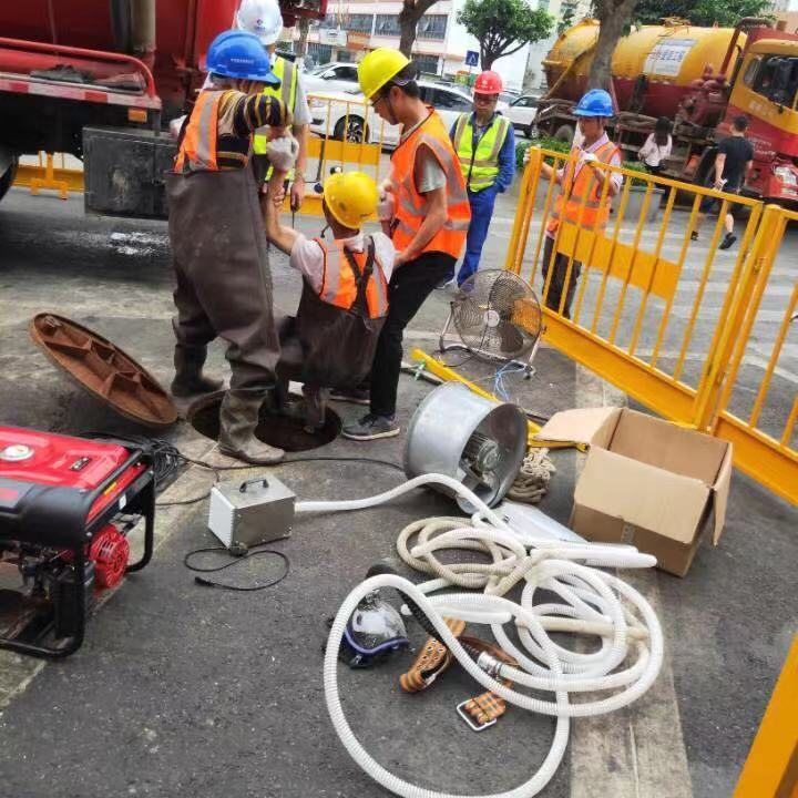 管道检测、市政管道清洗、管道内衬点修复工程公司