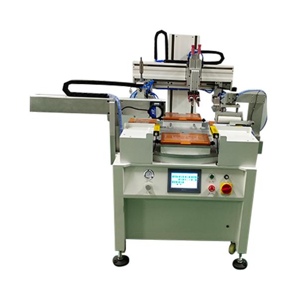 尺子直尺丝印机套尺网印机木尺不锈钢塔尺丝网印刷机