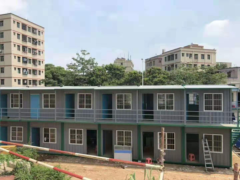 珠海市中深活动房促销价格出租