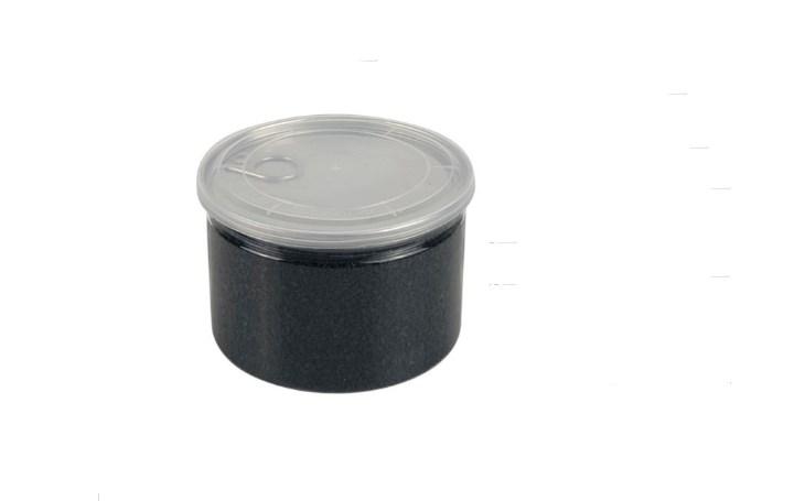 食品塑料罐圆形塑料罐子食品螺旋罐塑料罐塑料罐子包装罐