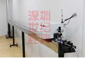 钢卷尺检定装置