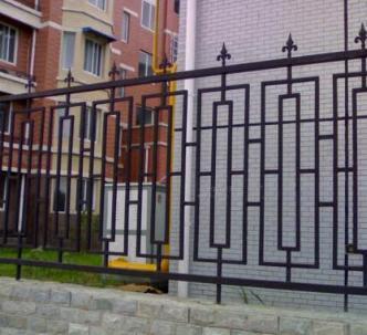 甘肃铁艺护栏和兰州围墙护栏