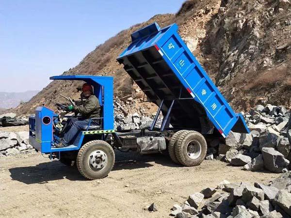 天津有卖四不像矿山专用车的地吗