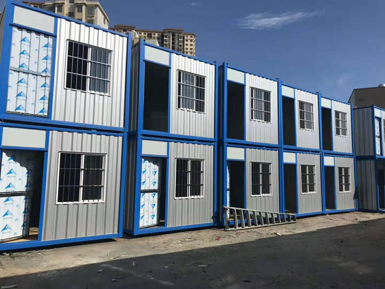 珠海市住人集装箱出租价格低免检产品