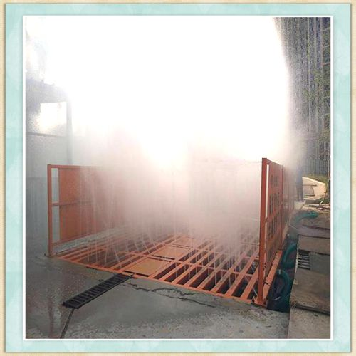 天津建筑全自动洗轮机厂家直销
