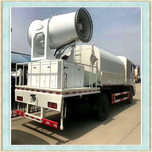 武威市隧道车载喷雾机高效节能效果