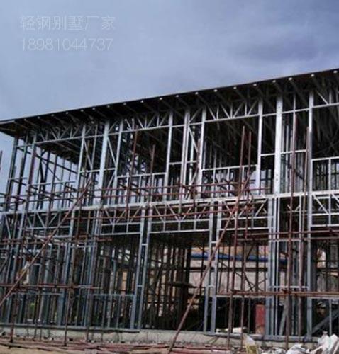 四川轻钢结构别墅厂家一站式服务美观大方建筑