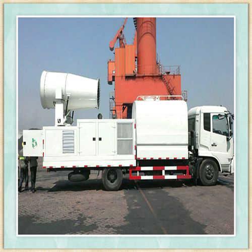 滁州市工地降尘车载雾炮机厂家销售