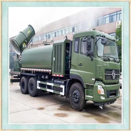 海南省手动式除尘车载雾炮机规格型号