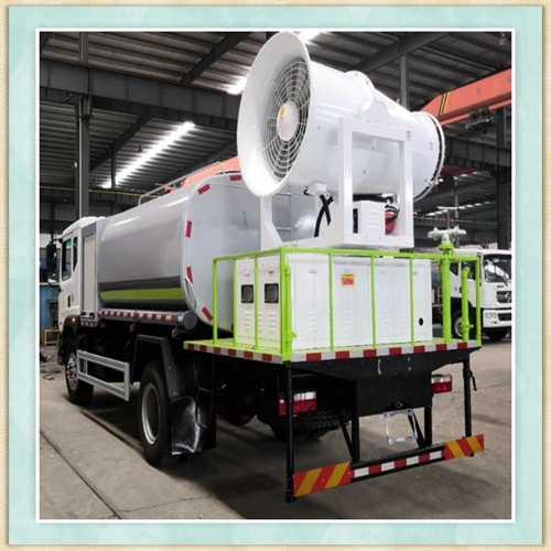 云浮市环保远程风送车载雾炮机供应商