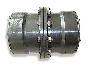 湖北海鹏销售的wg型鼓形齿式联轴器结构简单