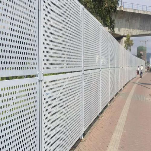 惠州冲孔围挡出售大量冲孔围挡租赁工商企业