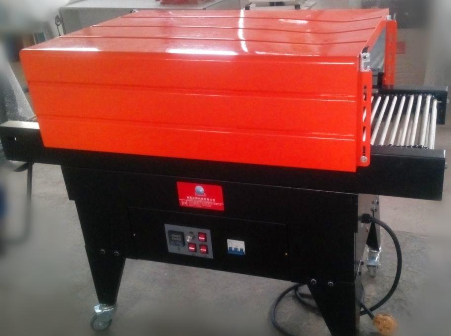 江西南昌收缩机纸盒外缩膜自动包装机4525热收缩包装机