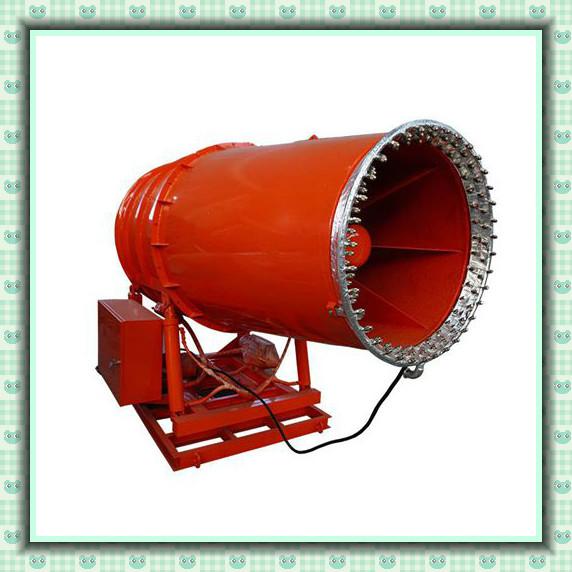龙海混凝土制品厂除尘雾炮机