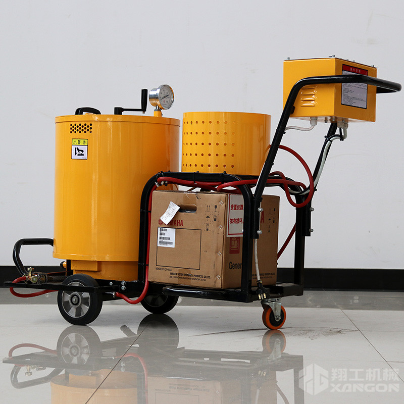 手推式灌缝机路面养护沥青修补的设备