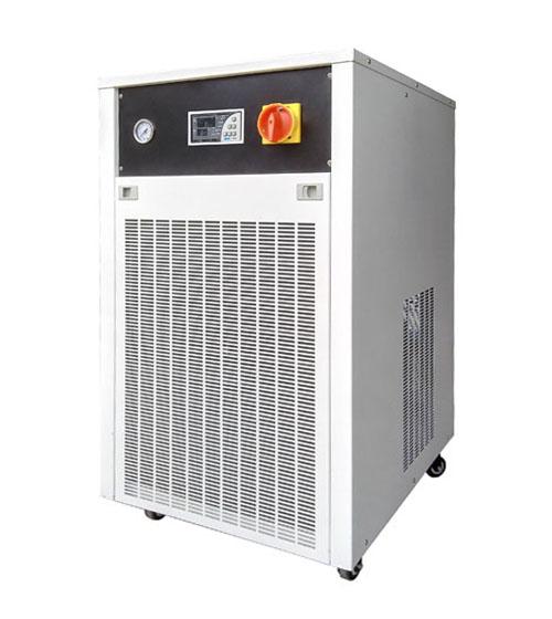 二氧化碳玻璃管冷水机济南超能激光冷水机