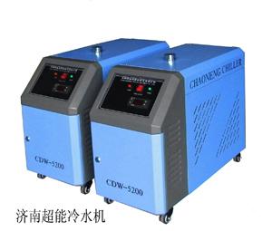 130w二氧化碳玻璃管专用冷水机