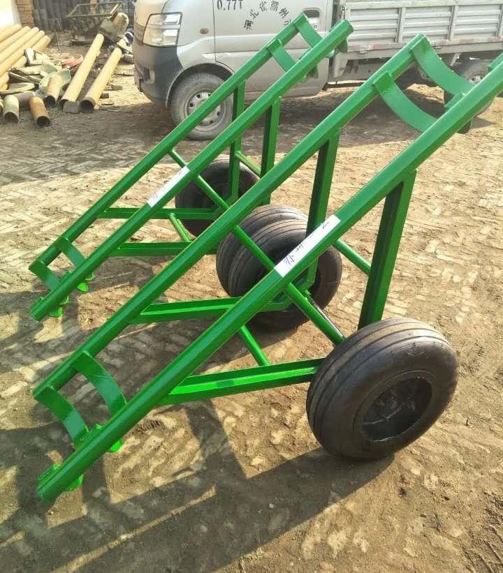 電力施工電線桿運桿車、運桿炮車拉桿車拖桿車單雙桿電桿運輸車
