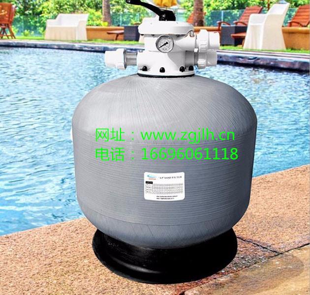 室内游泳馆水处理设备
