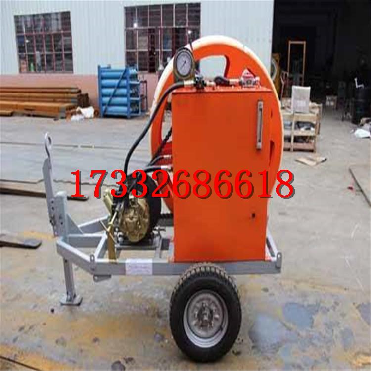 小型雙輪張力機機械磨芯式張力機繩索張力機