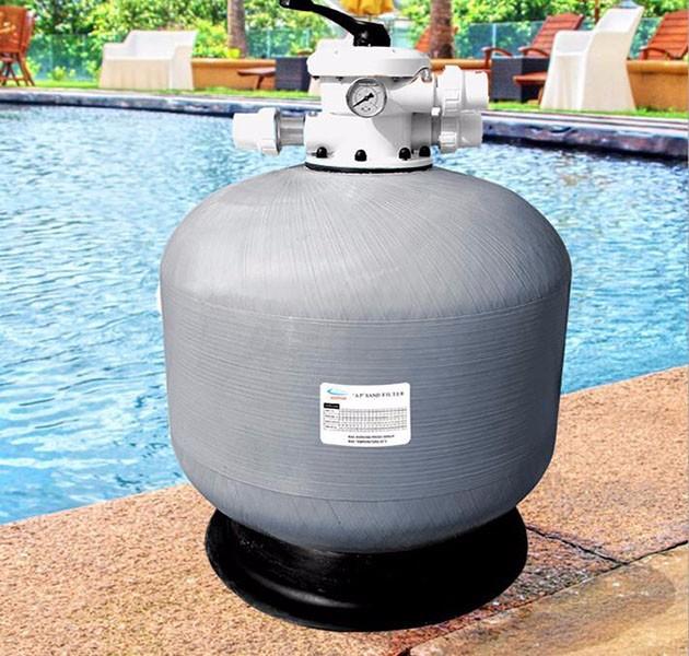 内蒙恒温游泳池水处理设备