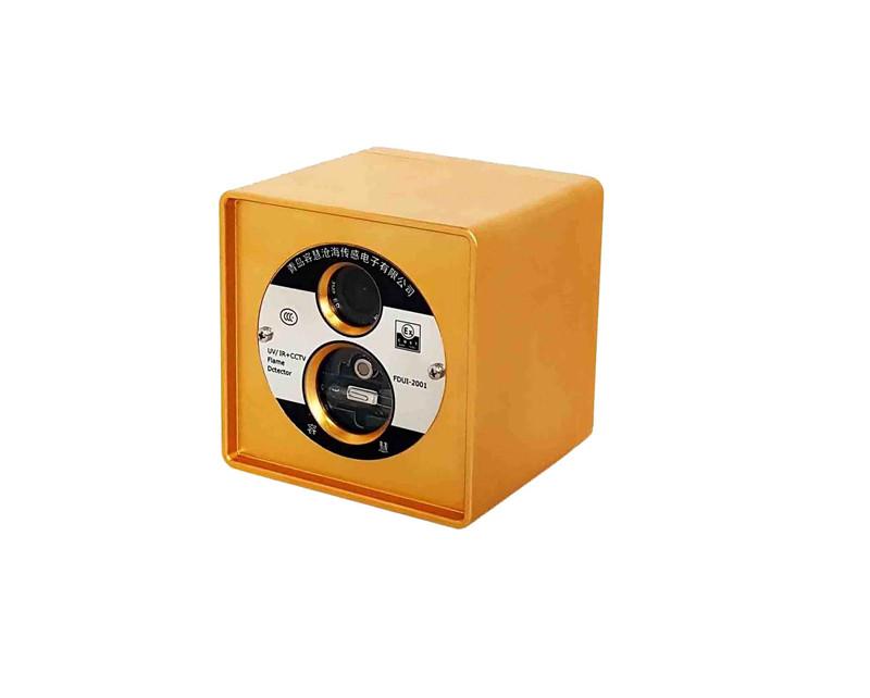 青島容慧視頻一體紅紫外復合型火焰探測器