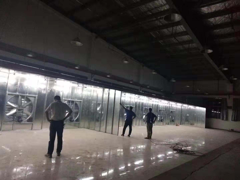 水式打磨房技术方案结构特点及报价
