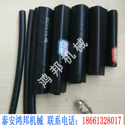 矿用单芯束管pe-zkw/8×1-煤矿用单芯束管-鸿邦