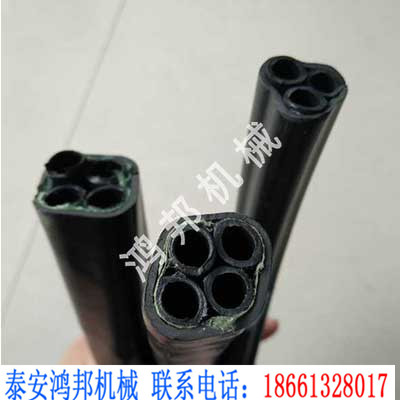 矿用pe-8×3聚乙烯束管-矿用pe束管型号齐全-鸿邦