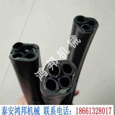 pe矿用束管-pe-zkw/10×3矿用聚乙烯束管生产厂家