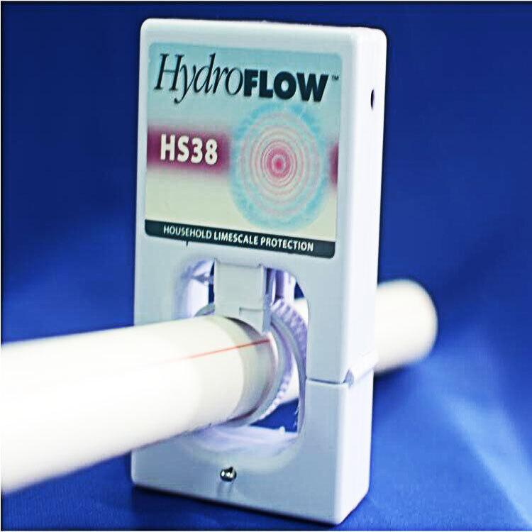 海卓帕斯电子水处理器电子除垢仪安装: