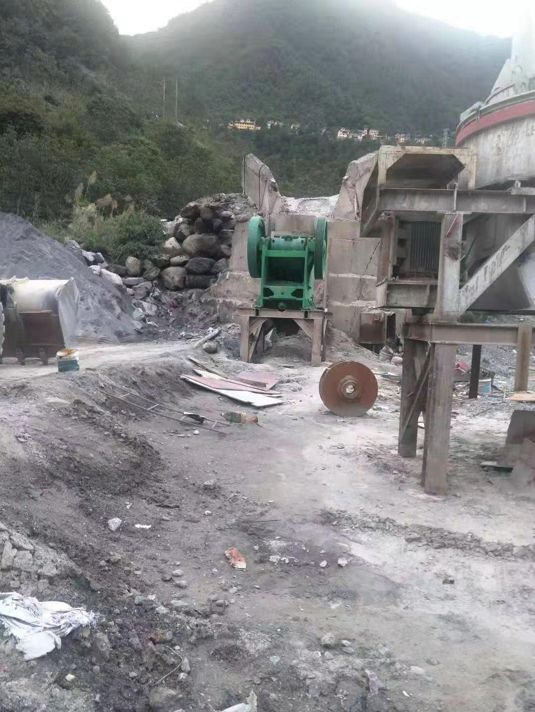 石料碎石机