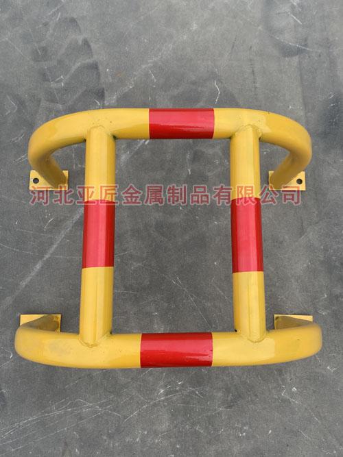 燃氣管道防撞護欄、燃氣鍍鋅管防護欄