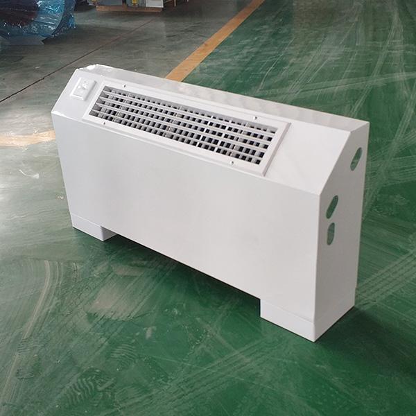 中大立式明装风机盘管、fp-102超薄明装风机盘管、冷暖两用风机盘管