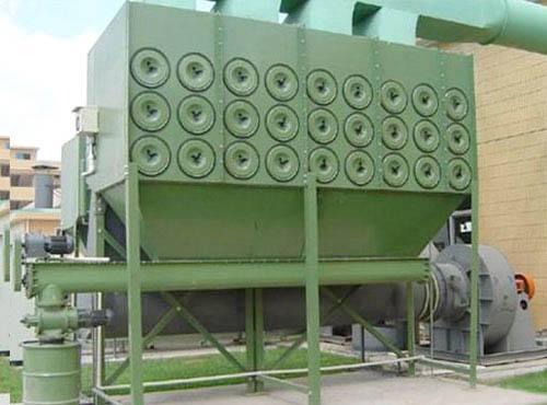 一萬風量濾筒除塵器特點及廠家報價