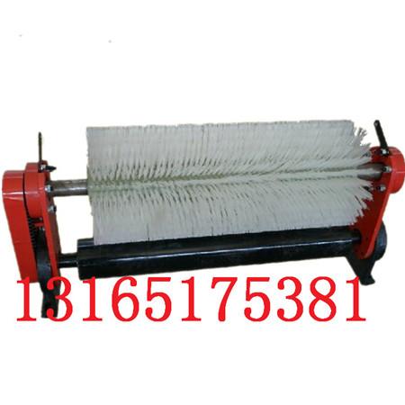 供應尼龍旋轉刷式清掃器無動力尼龍毛刷清掃器