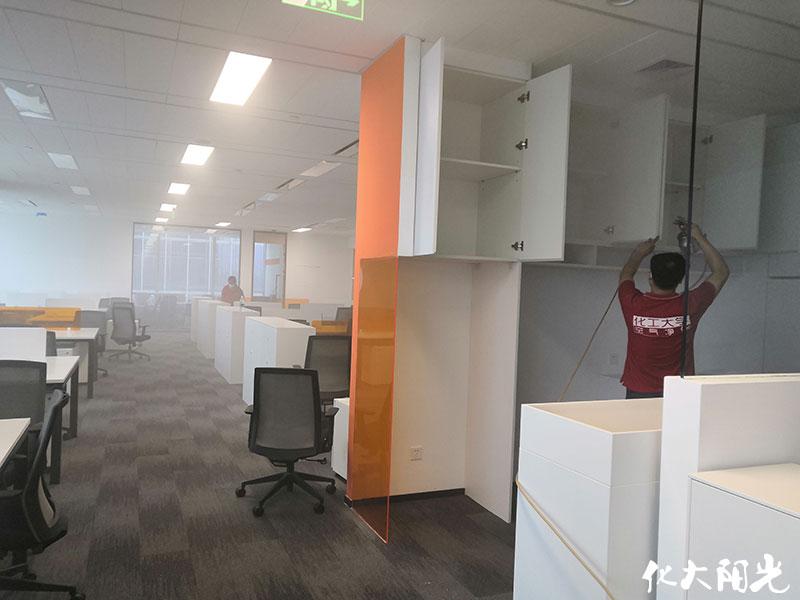 除甲醛北京專業寫字樓辦公室除甲醛除異味