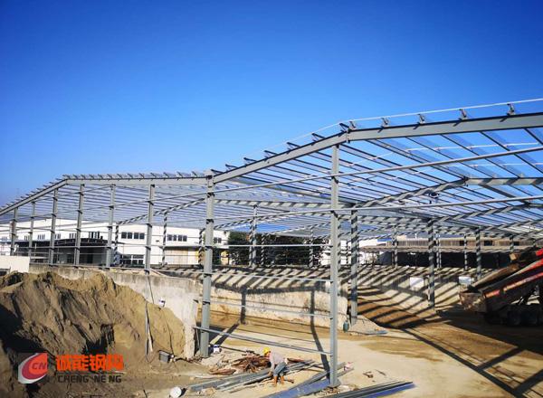 温州钢结构库棚/温州钢结构大棚/钢结构车棚