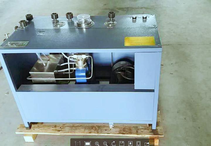 廣西梧州 ae102a氧氣充填泵的作用 廠家價格