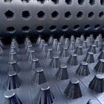 塑料濾水板廠家排水板排(蓄)水板塑料植草格